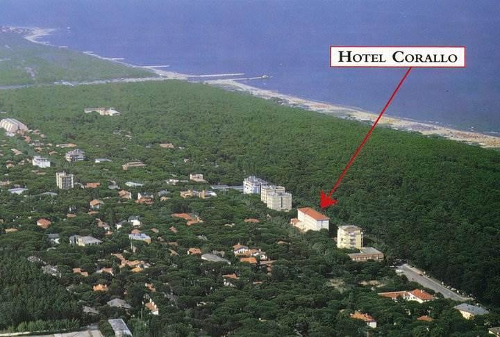 Hotel corallo marina romea ravenna emilia romagna - Bagno sirenetta marina romea ...